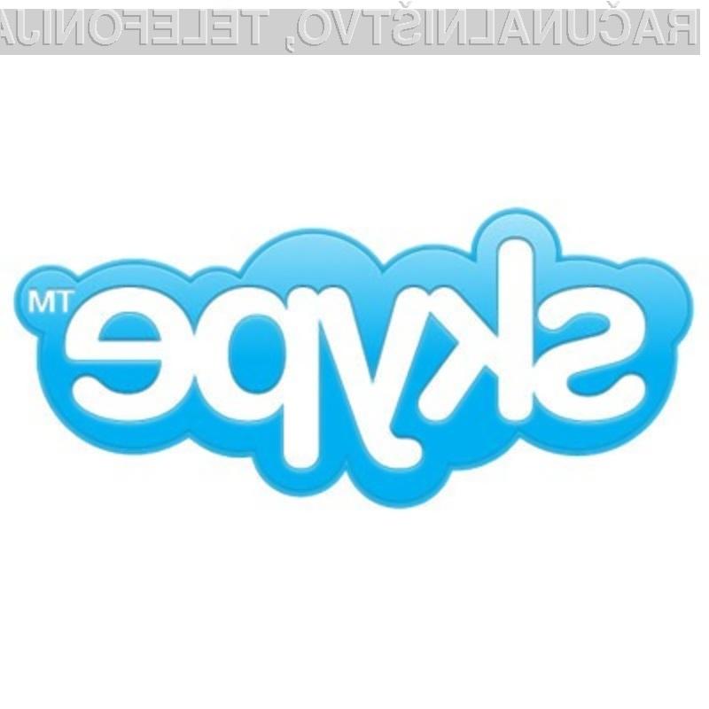 Usoda podjetja Skype visi na zelo tanki nitki!