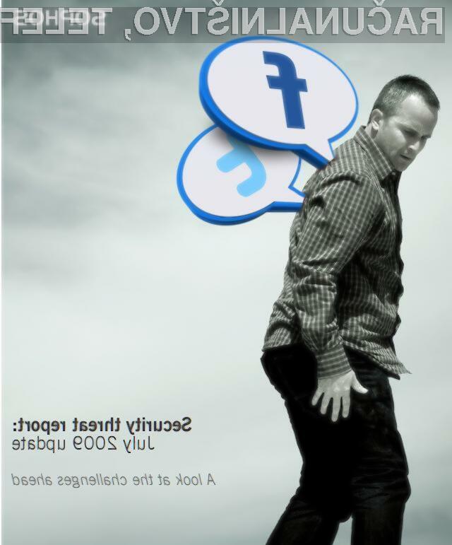 Sophos Security threat report julij 2009