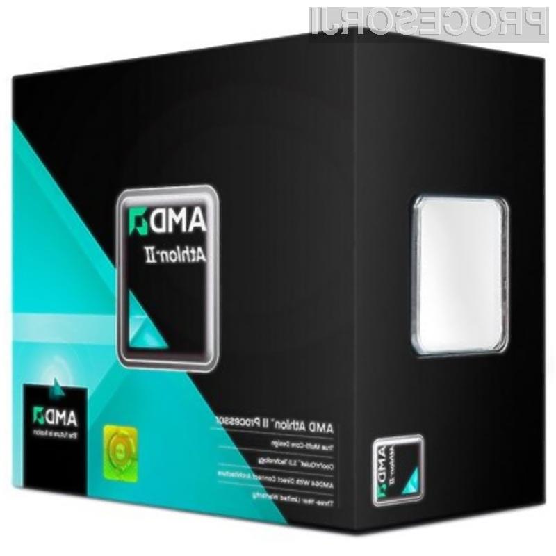 Šestjedrni procesorji AMD obetajo občutno pohitritev osebnih računalnikov!