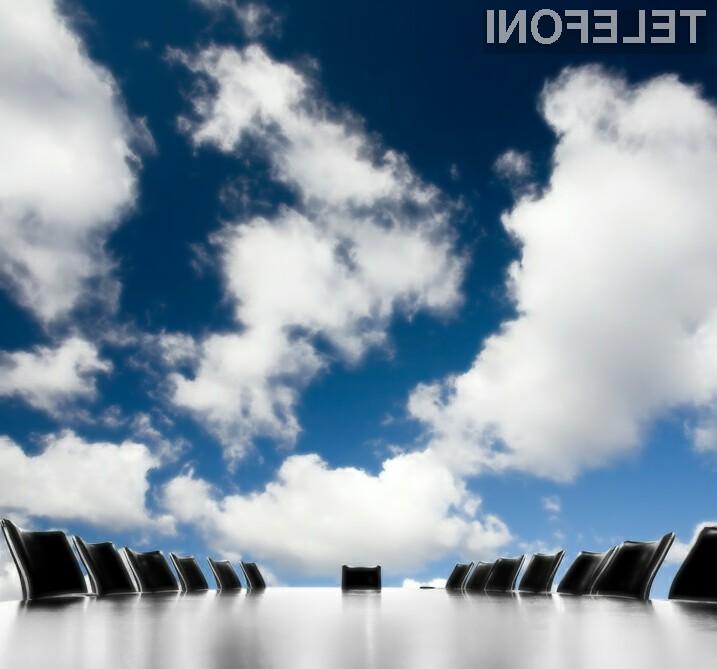 Mobilne aplikacije se počasi a vztrajno selijo v oblake.