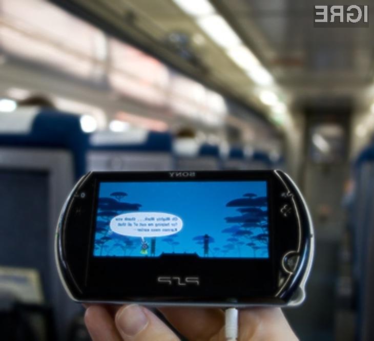 Ali je prodaja igralne konzole PSP Go zaradi nove piratske zaščite že vnaprej ogrožena?