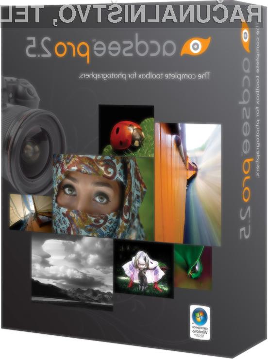 Licenčni program ACDSee Pro 2,5
