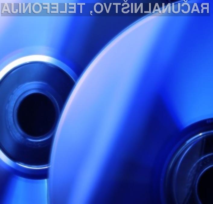 Prve naprave za zmogljive zgoščenke Blu-Ray naj bi bile žafransko drage!