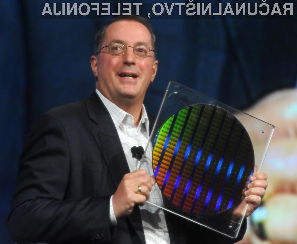 Predstavljeni so prvi delujoči čipi na svetu, izdelani z 22-nanometrsko proizvodno tehnologijo.