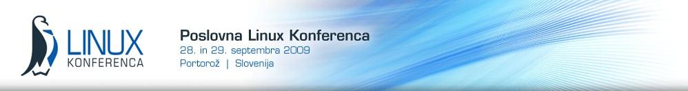 Karta za Linux konferenco