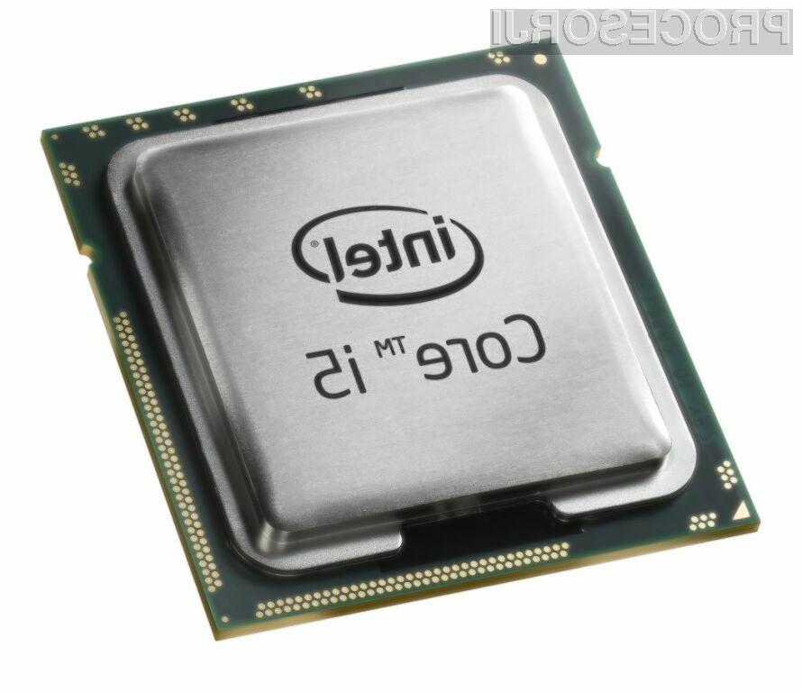 Intel predstavil Core i7 ter prve procesorje Core i5