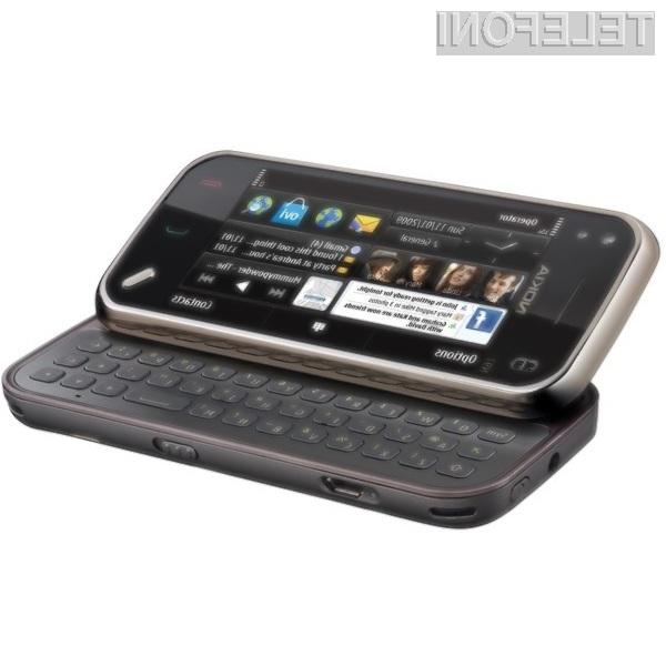 Kompaktnejša različica mobilnega računalnika N97 je pisana na kožo predvsem poslovnežem.