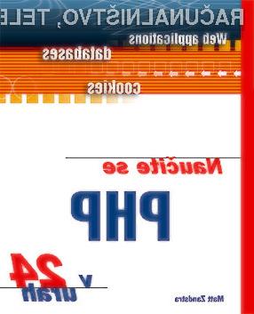 Knjiga Naučite se PHP v 24 urah