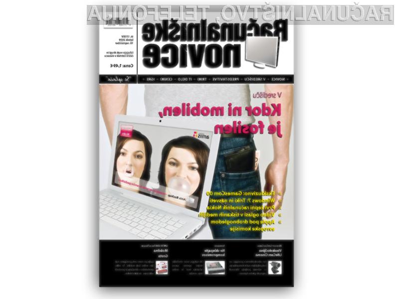 Računalniške novice 17XIV o mobilnih tehnologijah.