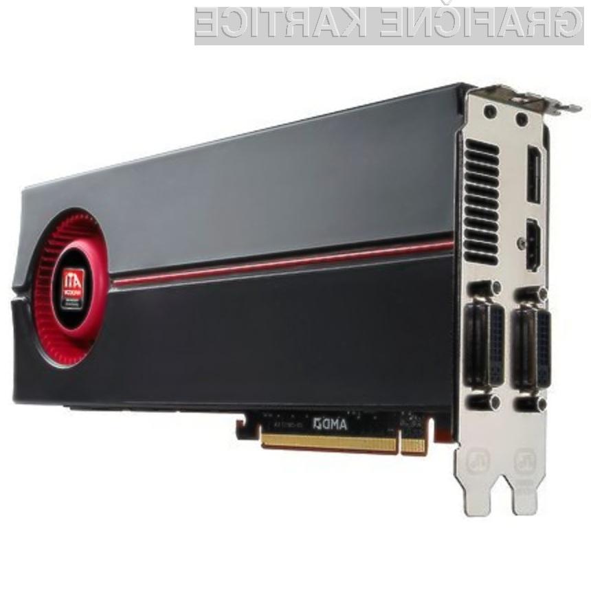 Maloprodajna cena grafične zverine Radeon HD 5870 na bi se v evropskem prostoru gibala okoli 320 evrov.