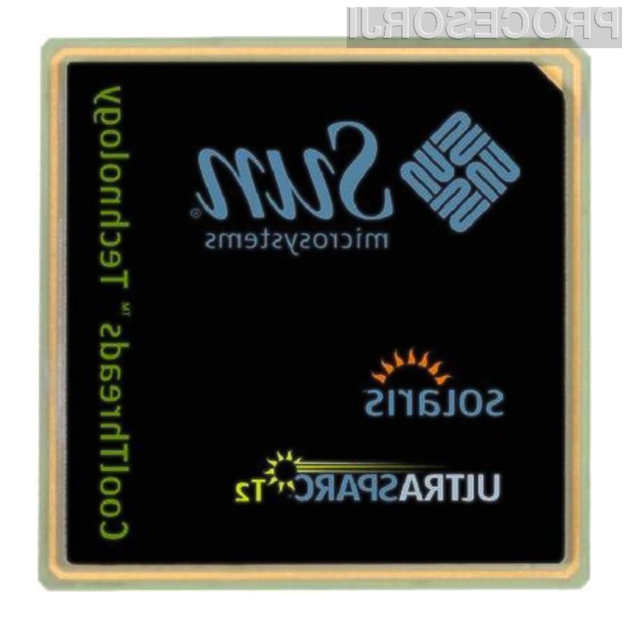 Procesor Sun UltraSPARC T2+ bo kmalu dobil dostojnega naslednika.