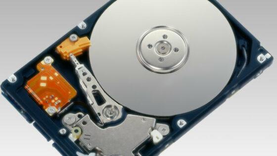 Trdi diski Toshiba MKxx56GSY bodo na voljo s kapacitetami  160, 250, 320 in 500 GB.