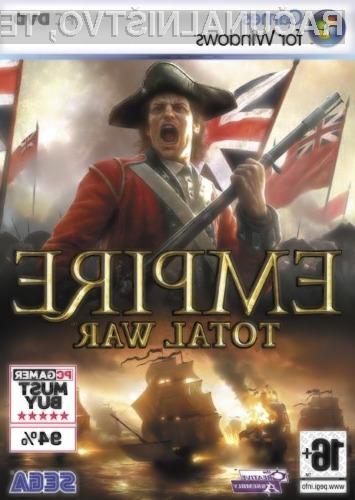Igra EMPIRE:Total war
