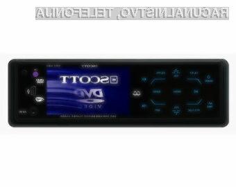 AVTORADIO - DRX 630 z DVD/DiVX predvajalnikom