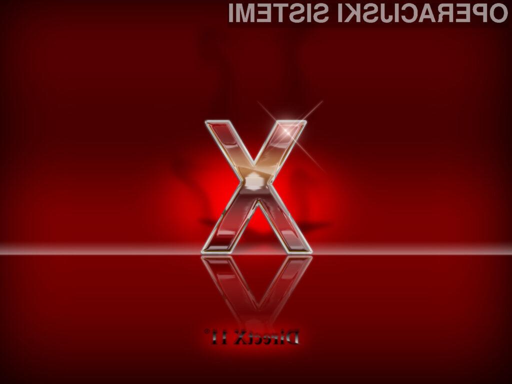 Knjižico Directx 11 lahko odslej poganjamo tudi na Visti!