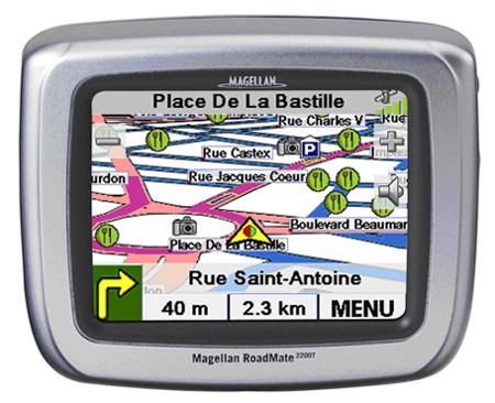 Navigacija Magellan  – IZKLICNA CENA 1 €!