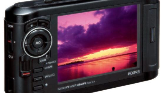 Epsonov PhotoViewer se povezuje s fotoaparatom