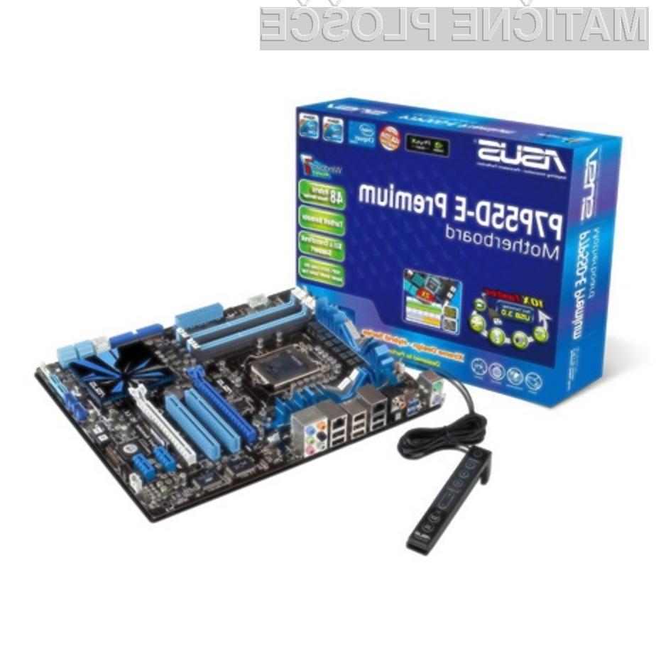 Asus verjame v prihodnost hitrega vmesnika USB 3.0 in podatkovnega vodila SATA 3.