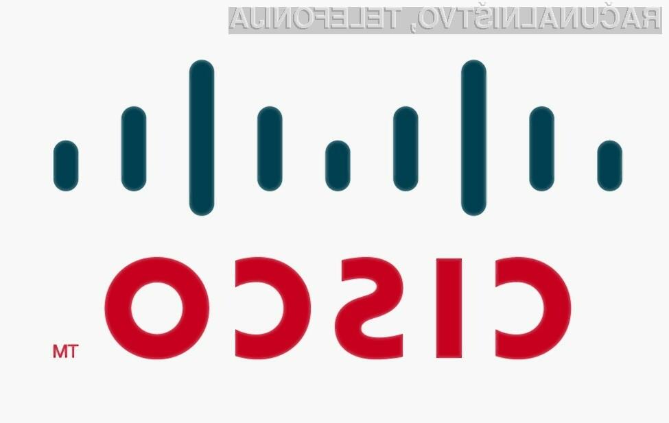 Z nakupom podjetja TANDBERG do širše ponudbe podjetja Cisco, ki bo omogočila strankam, da celovito prevetrijo način poslovanja.
