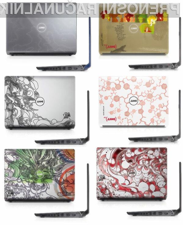 Dell z novimi sexy preoblekami