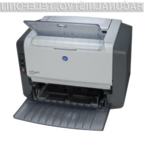Tiskalnik Minolta PagePro 1350W