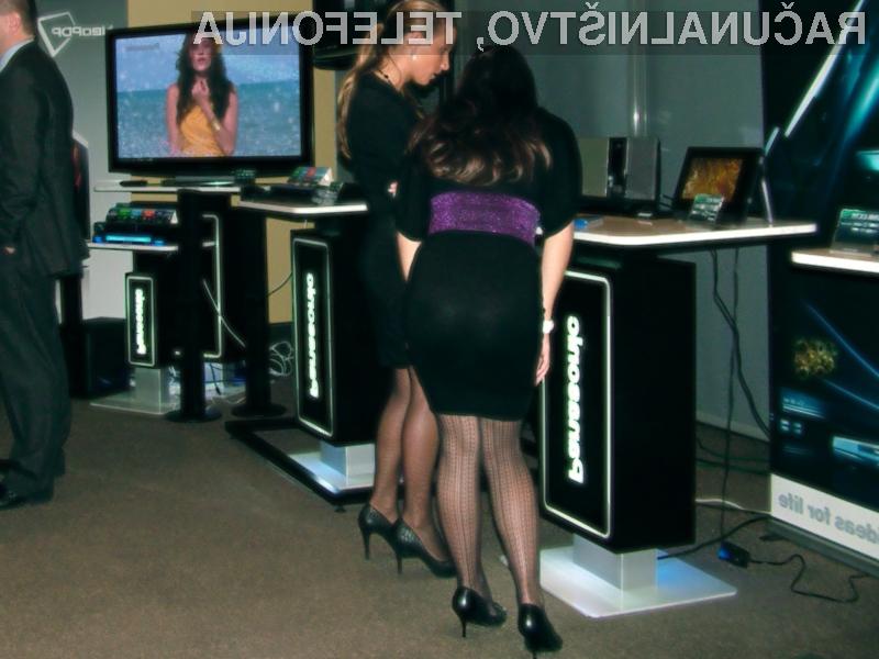 Panasonic predstavlja: digitalni fotoaparti Lumix ter plazma TV NeoPDP