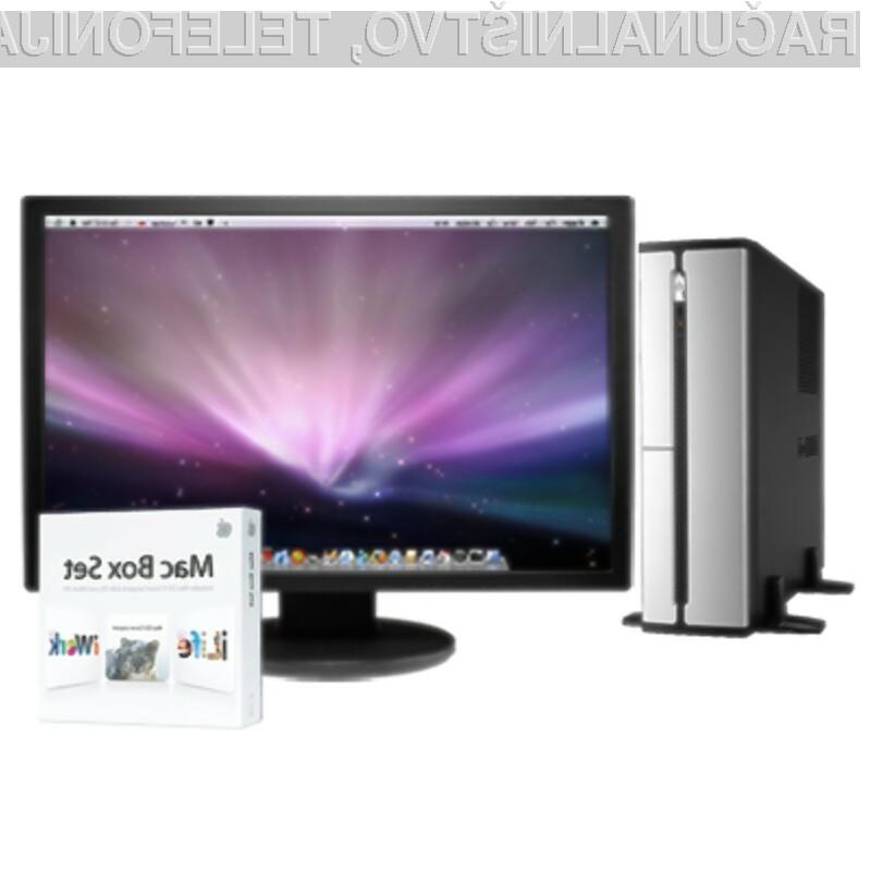 Operacijski sistem MacOS X bo kmalu postal dostopen vsakomur!