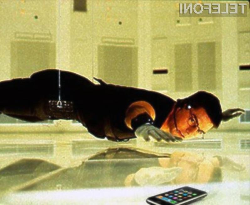 Tatovi priljubljenih večpredstavnostnih mobilnikov Apple iPhone so jo tokrat potegnili kratko!