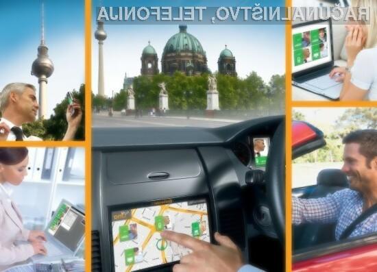 Operacijski sistem Android se odlično obnese tudi v vlogi navigacijskega sistema GPS.