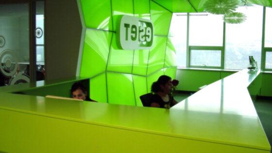 Sprejemna pisarna ESET