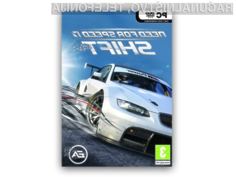 Igra Need for speed: Shift