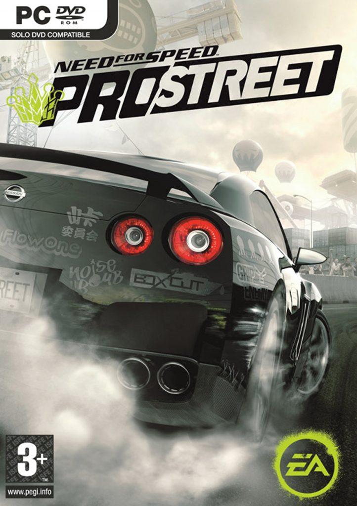 Igra Need for Speed: ProStreet