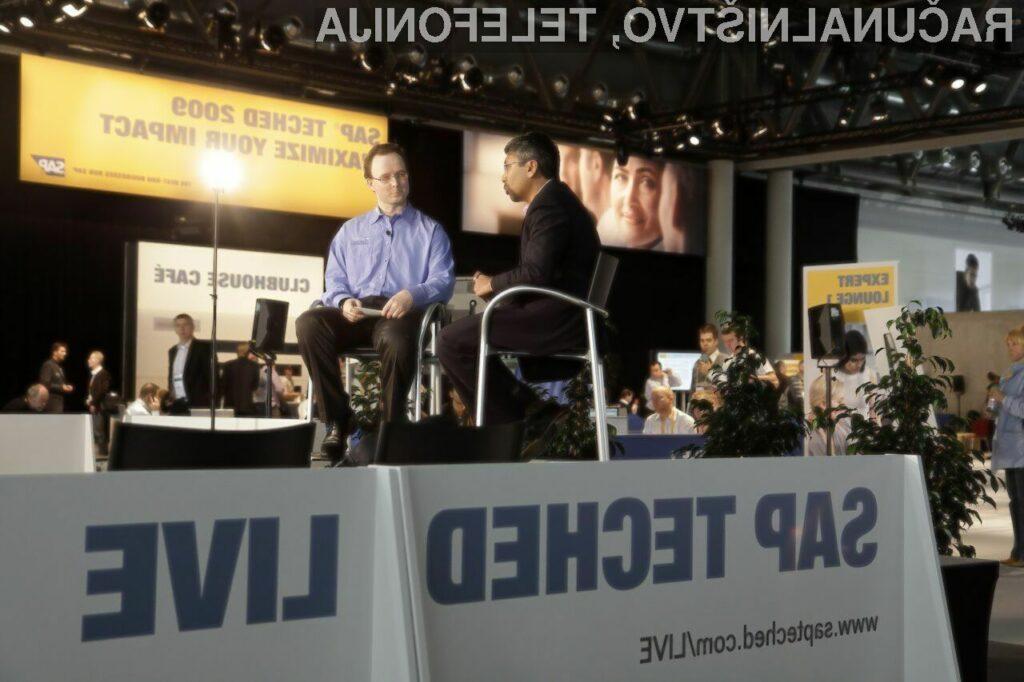 SAP TechEd konferenca
