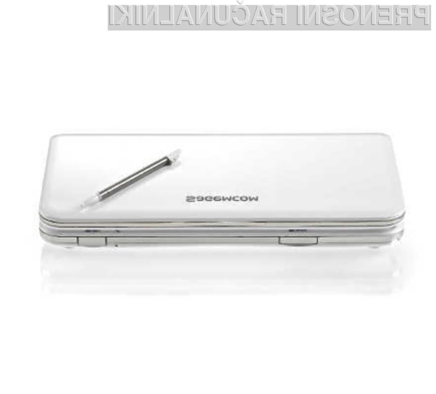 Ali se sploh lahko izdela še manjši žepni računalnik kot je Sagemcom Spiga?