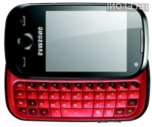 Samsung CorbyPRO (B5310)