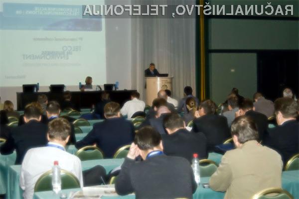 VIP vstopnica za 10. konferenco Telekomunikacije 2009 – IZKLICNA CENA 1 €!
