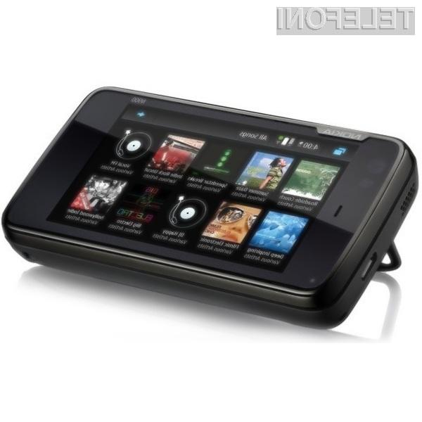 Mobilnik Nokia N900 je pravi računalnik v malem!