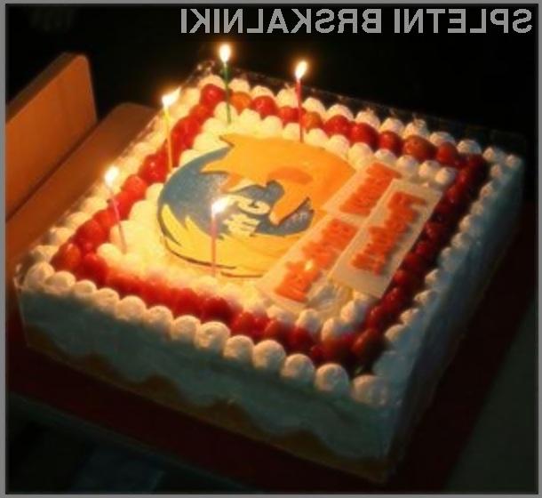 Vse najboljše Firefox!