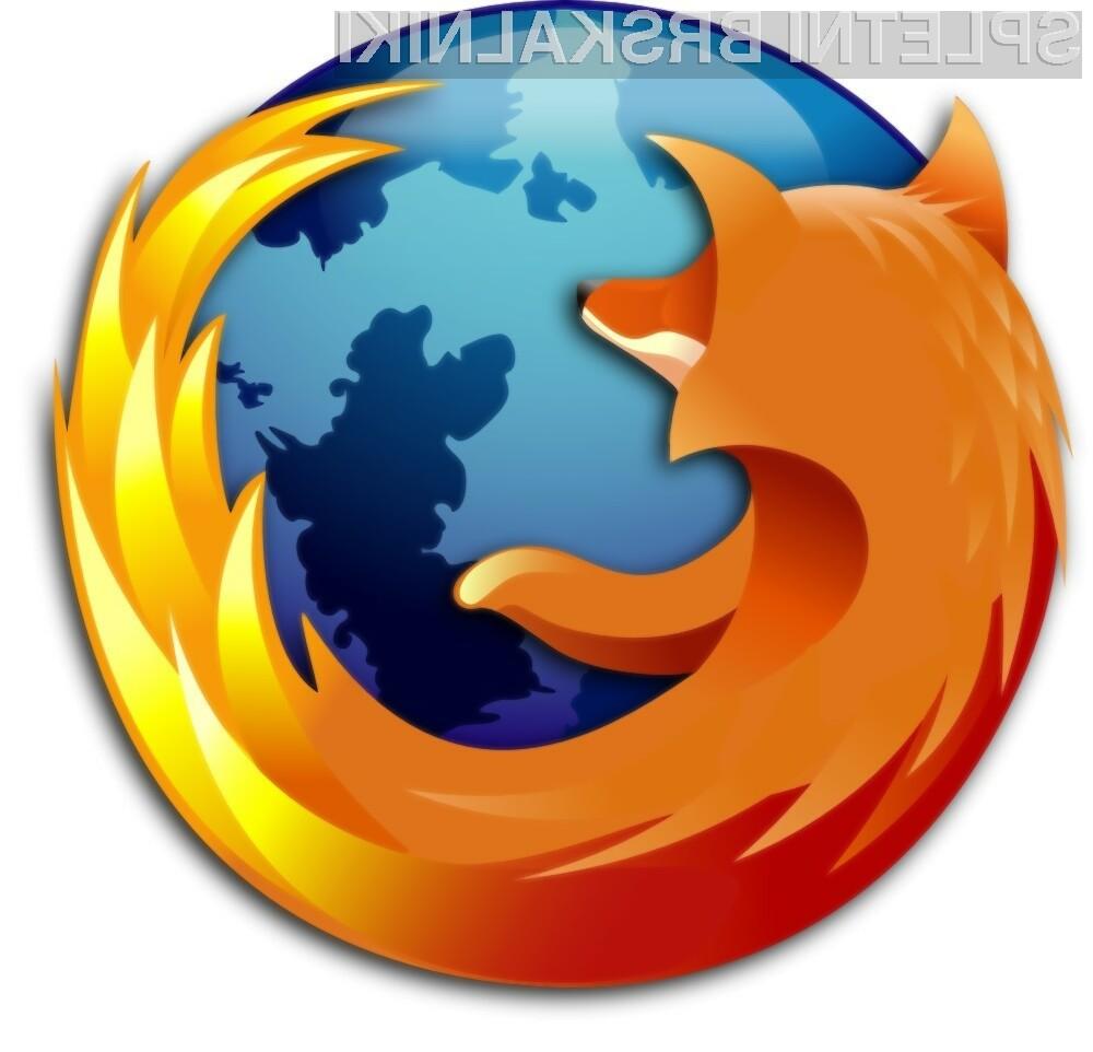 Fantje iz Mozilla Foundation si iz leta v leto bolj manejo roke.