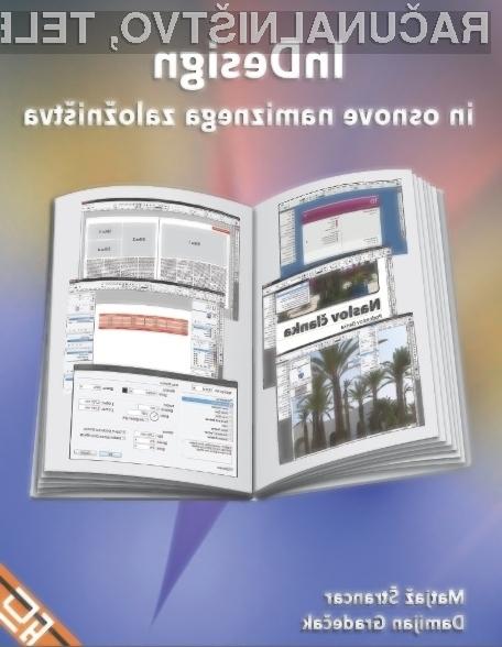 Knjiga InDesign in osnove namiznega založništva