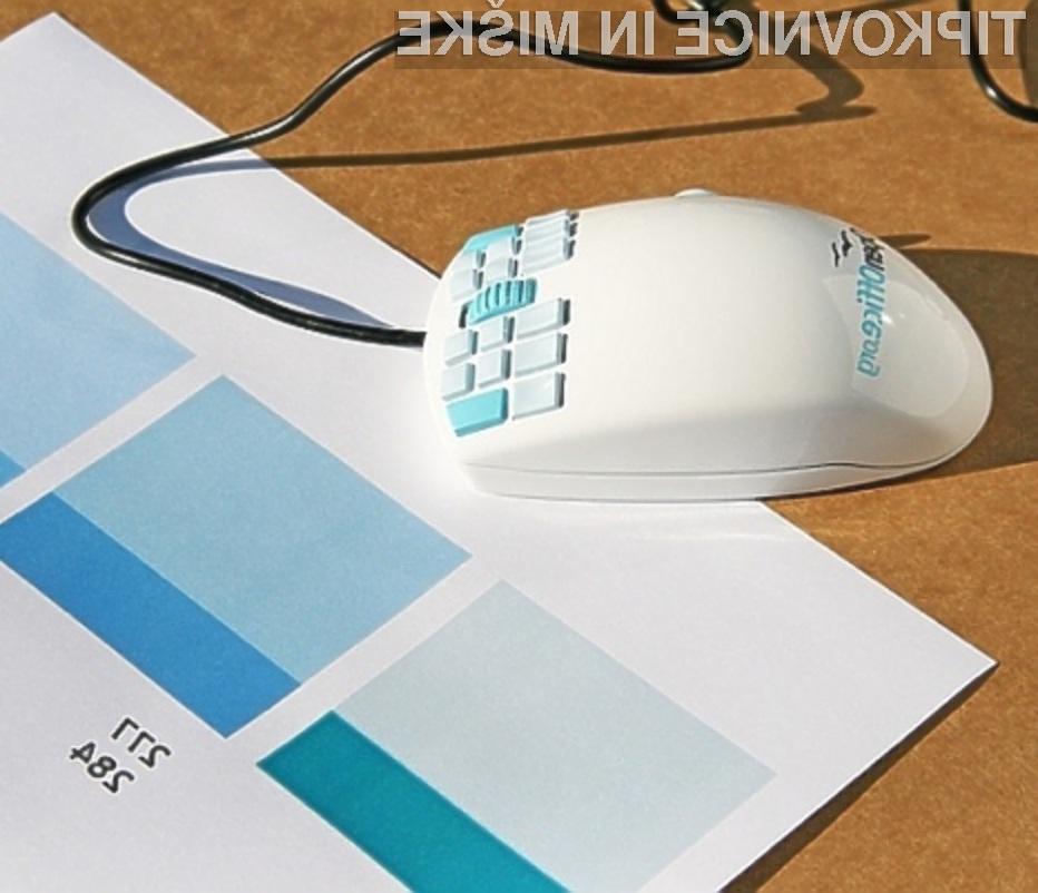 Namenska računalniška miška naj bi precej pohitrila delo s priljubljenim pisarniškim paketom!