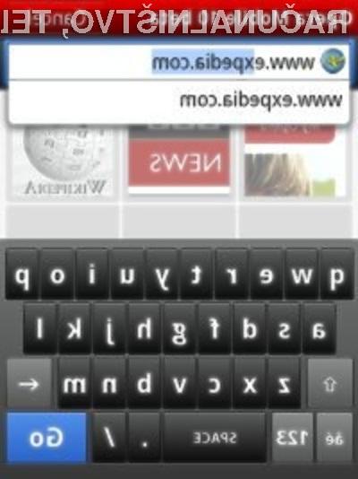 Opera 10 za Symbian