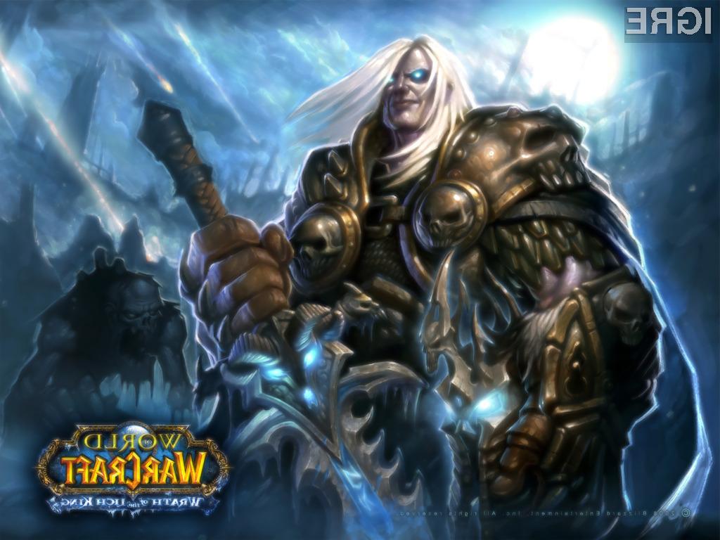 Kitajska vlada je njihovim državljanom vendarle dovolila igranje spletnega fenomena World of Warcraft!