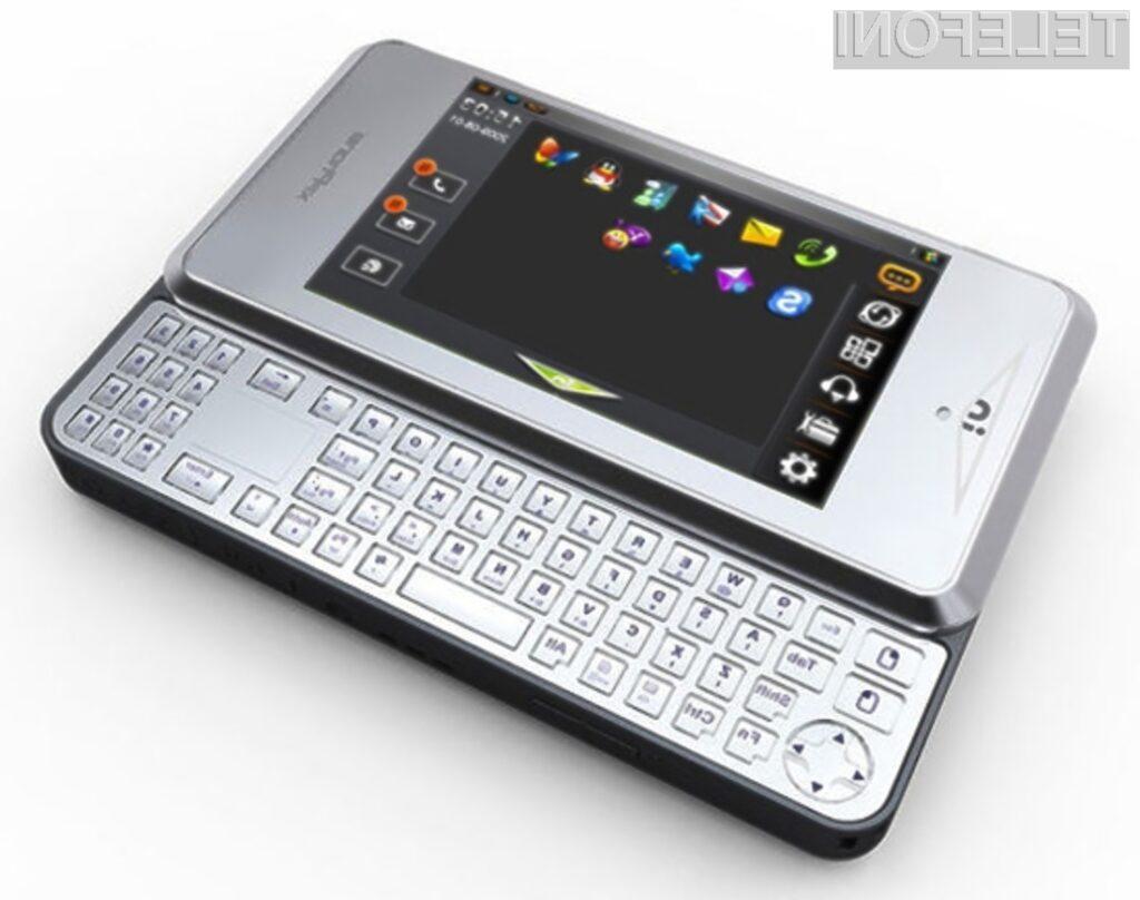 Mobilni telefon, internetna mobilna naprava ali celo žepni računalnik?
