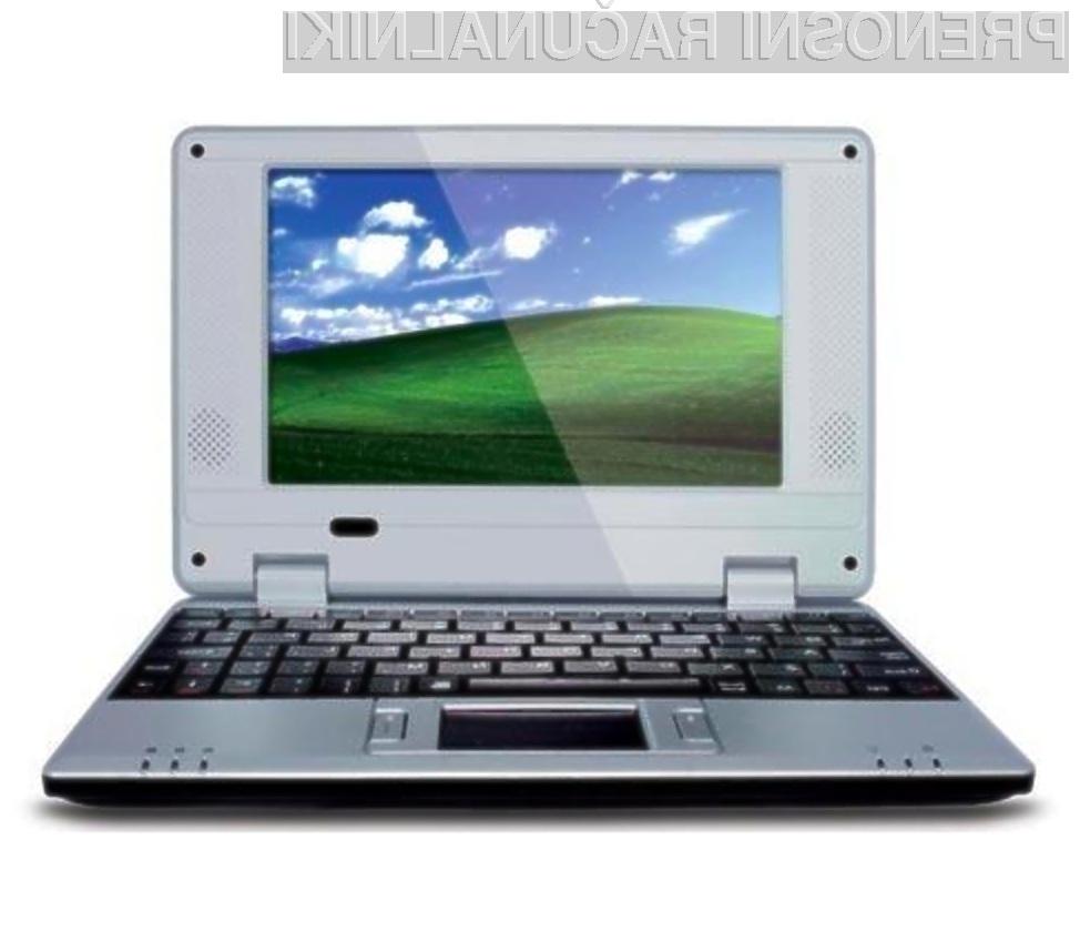 Bi kupili žepni računalnik Cherrypal Africa za 70 evrov v kolikor bi bil naprodaj pri nas?