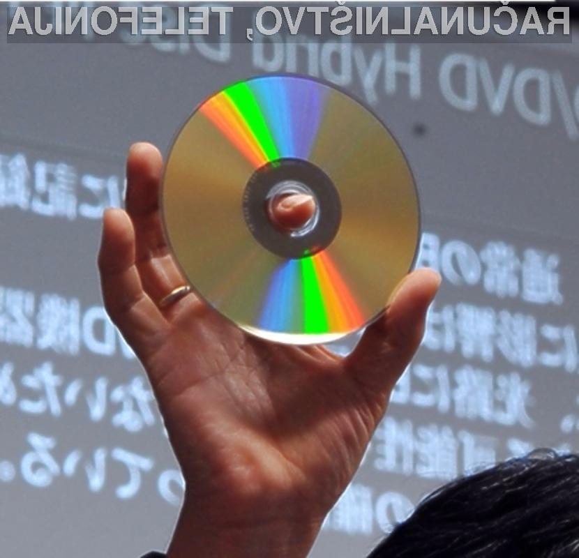 Prvi hibridni ploščki Universal Flipper Disc bodo po vsej verjetnosti žafransko dragi.