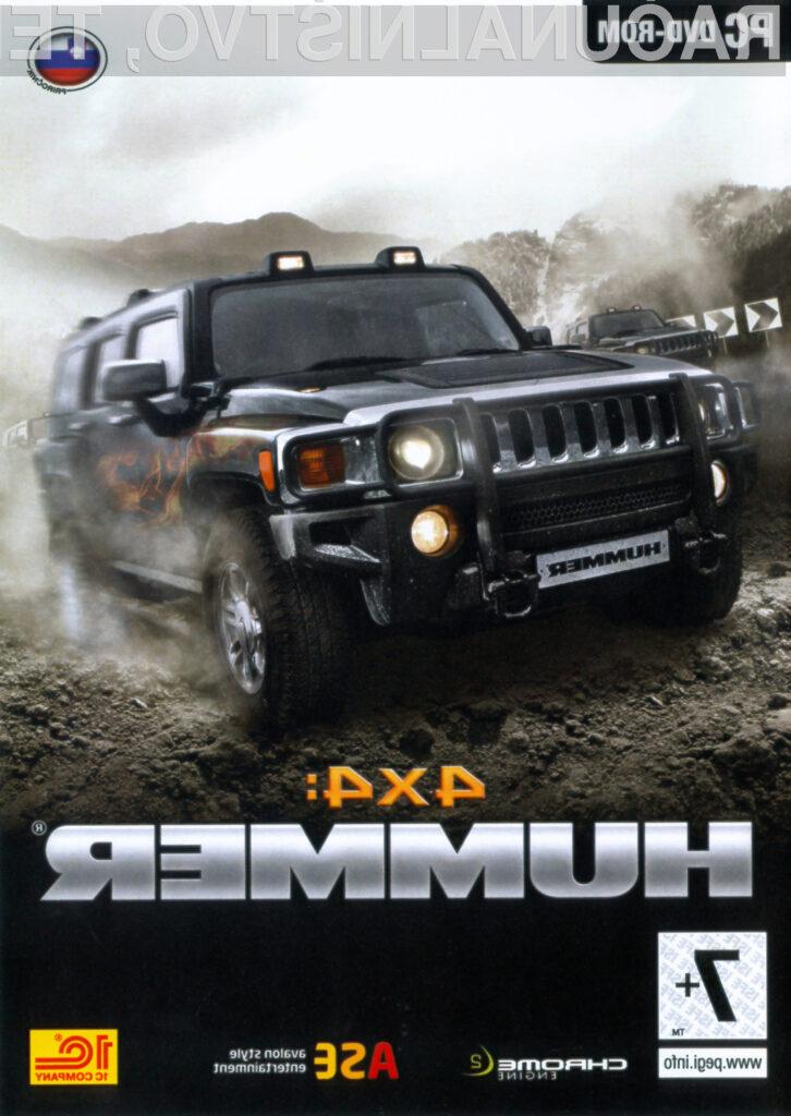 Igra Hummer 4x4