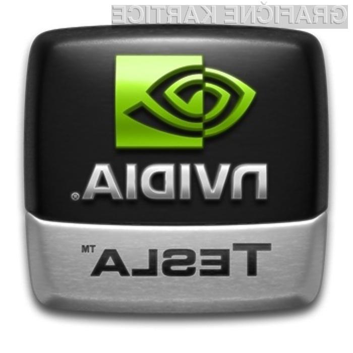 Računska moč kartice Tesla C2070 naj bi pri polni obremenitvi dosegala 630 gigaflopov!