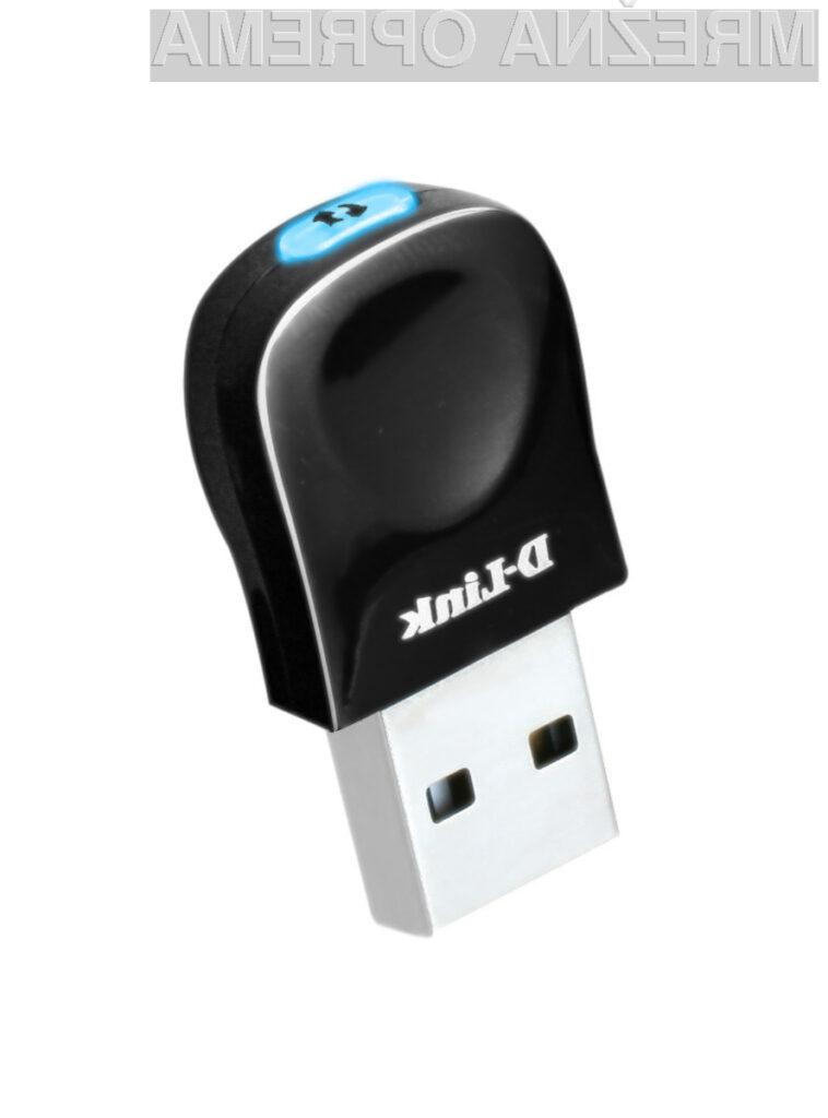 DWA-131 naj bi bil najmanjši tovrstni produkt na trgu.