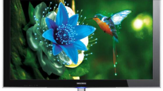 Zasloni z LED osvetlitvijo bodo vse bolj razširjeni.